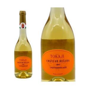 トカイ アスー・5プットニョシュ 2010年 シャトー・エラ 500ml (ハンガリー 白ワイン)