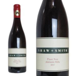 ショウ・アンド・スミス ピノ・ノワール 2017年 750ml 正規 (オーストラリア 赤ワイン)|wineuki