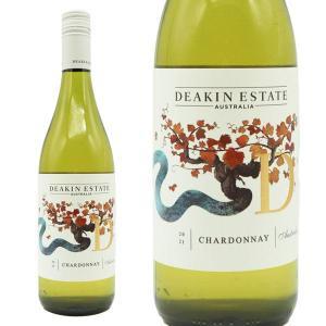ディーキン・エステート シャルドネ 750ml (オーストラリア 白ワイン) 6本お買い上げで送料無料|888円均一ワイン|wineuki