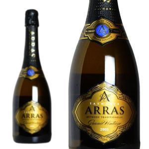 アラス タスマニア グランドヴィンテージ 2005年 ハウス・オブ・アラス 箱入り 正規 750ml (オーストラリア スパークリングワイン 白)|wineuki