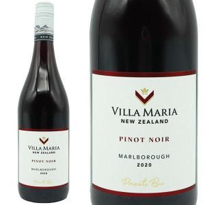 ヴィラ・マリア プライベート・ビン マールボロ ピノ・ノワール 2017年 750ml (ニュージーランド 赤ワイン) wineuki