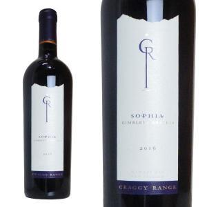 クラギー・レンジ ソフィア ギムブレット・グレーヴェルズ 2013年 (赤ワイン・ニュージーランド) wineuki