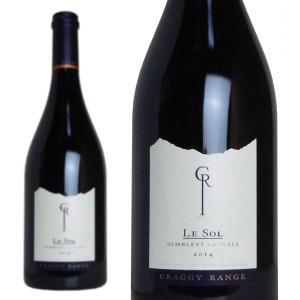 クラギー・レンジ ル・ソル ギムブレット・グレーヴェルズ・ヴィンヤード 2013年 750ml (ニュージーランド 赤ワイン) wineuki
