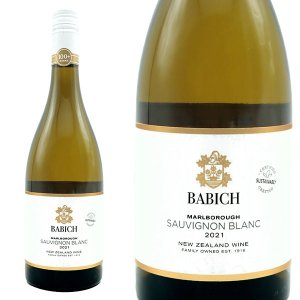 バビッチ ソーヴィニヨン・ブラン マールボロ 2018年 正規 750ml (ニュージーランド 白ワイン) wineuki