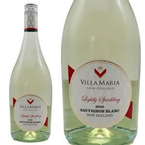 ヴィラ・マリア  ライトリー・スパークリング ソーヴィニヨン・ブラン 2018年 750ml (ニュージランド スパークリングワイン) wineuki