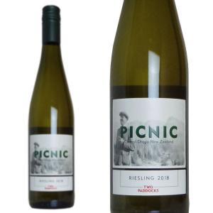 トゥー・パドックス ピクニック・リースリング 2018年 750ml (ニュージーランド 白ワイン)