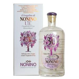 ウエ アクアヴィーテ モノヴィティーニョ フラゴリーノ 30周年記念ボトル ノニーノ社 38% 700ml 箱入 正規|wineuki