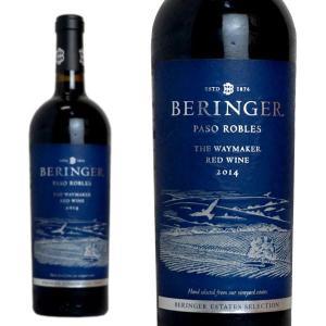 bcc2b39a6229 ベリンジャー パソ・ロブレス ウェイメーカー レッドワイン 2014年 750ml 正規 (アメリカ カリフォルニア 赤ワイン ...