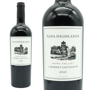 ナパ ハイランズ カベルネ ソーヴィニヨン ナパ ヴァレー 2016年 750ml カリフォルニア 赤ワイン|うきうきワインの玉手箱
