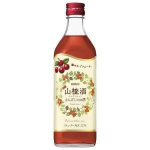 キリン 山〓酒 サンザシチュウ 12% 500ml (リキュール)