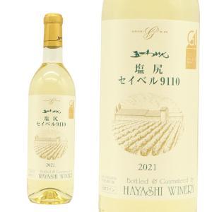 五一わいん 塩尻セイベル 9110 2018年 720ml (日本 白ワイン 日本ワイン)