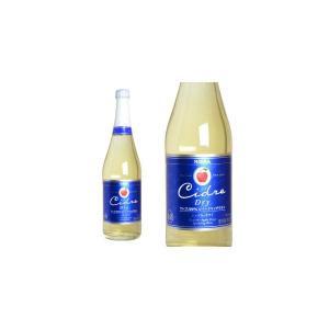 ニッカ シードル・ドライ 720ml (日本・スパークリングワイン)