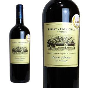 ワイン 赤ワイン ルパート&ロートシルト バロン・エドモン 2014年 750ml (南アフリカ ウエスタンケープ)|wineuki