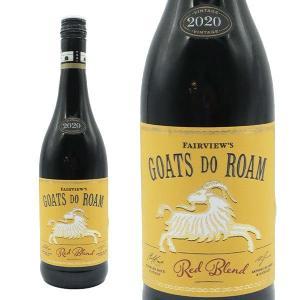 ゴーツ・ドゥ・ローム レッド 2017年 フェアヴュー WOコースタル (赤ワイン・南アフリカ)|wineuki