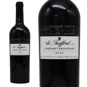 ド・トラフォード カベルネ・ソーヴィニヨン 2013年 750ml 正規 (南アフリカ 赤ワイン)|wineuki