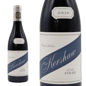 エルギン シラー クローナル・セレクション 2014年 リチャード・カーショウ・ワインズ 750ml (南アフリカ ウエスタンケープ 赤ワイン)|wineuki