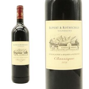 ルパート&ロートシルト クラシック 2015年 750ml (南アフリカ 赤ワイン)|wineuki