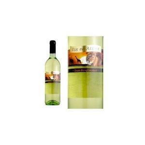 白ワイン サン・オブ・アフリカ ケープ・ホワイト 750ml (南アフリカ) |555円均一ワイン|wineuki
