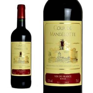 赤ワイン トゥール・ドゥ・マンデロット・ルージュ (フランス...