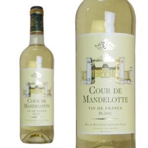 白ワイン トゥール・ドゥ・マンデロット・ブラン (フランス)|555円均一ワイン|wineuki