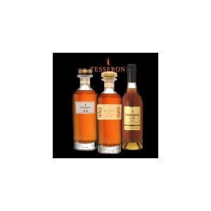 テセロン エクストラレジェンド&XOパッション&LOT29 コニャック飲み比べセット|wineuki