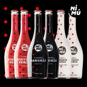 ニム サングリア スパークリングワイン 750ml 3種 6本セット 送料無料|wineuki