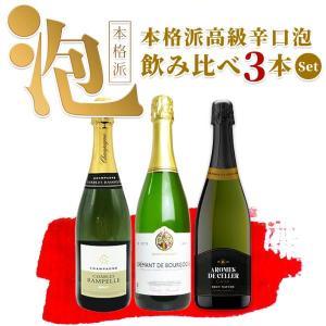 ワインセット うきうき超厳選 こだわり高級シャンパンVS高級...