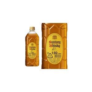 サントリー ウイスキー 新 角瓶 40% 1920ml ペットボトル 正規品 (ブレンデッドウイスキー)