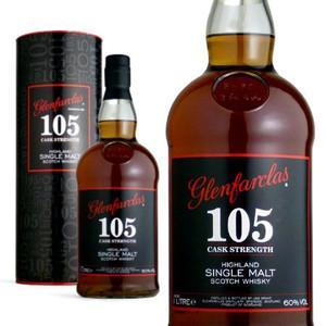 グレンファークラス 105 カスクストレングス 1000ml 60% 箱入り (シングルモルトスコッチウイスキー) wineuki
