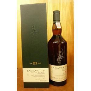 ラガヴーリン 21年 1985年 カスクストレングス 700ml 56.5% (シングルモルトウイスキー) wineuki