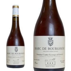 マール・ド・ブルゴーニュ ドメーヌ・コント・ジョルジュ・ド・ヴォギュエ 42% 700ml (フランス ブランデー)|wineuki