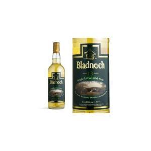 ブラドノック 13年 40% 700ml (シングルモルトスコッチウイスキー)|wineuki