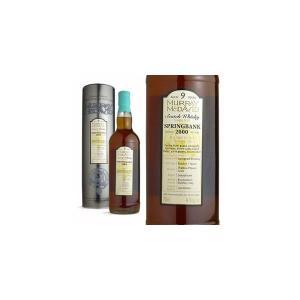 マーレイ・マクダビッド スプリングバンク 2000年 9年 シャトー・ディケム・カスク 46% 700ml (シングルモルトスコッチウイスキー)|wineuki