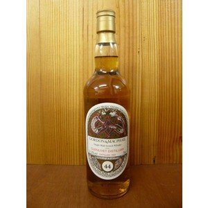 ゴードン&マクファイル グレンリベット・ディスティラリー 1965年 44年もの 51.2% 700ml 箱入り (シングルモルトスコッチウイスキー)|wineuki