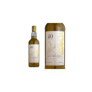 ダンカンテイラー ロナックシリーズ グレンロセス 40年 700ml 40.2% (シングルモルトスコッチウイスキー)|wineuki