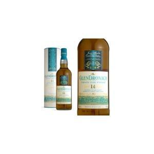 ザ・グレンドロナック 14年 バージン・オーク・フィニッシュ 46% 700ml 箱入り 正規 (シングルモルト・スコッチウイスキー)|wineuki