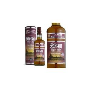 ベンリアック 16年 クラレット・ウッド・フィニッシュ 46% 700ml (シングルモルトスコッチウイスキー)|wineuki