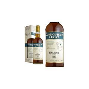 ゴードン&マクファイル コニサーズ・チョイス・シリーズ ベンリネス 1976年 43% 700ml 箱入り (シングルモルトスコッチウイスキー)|wineuki