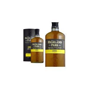 ハイランドパーク 1998年 40% 1000ml ボックス入り (シングルモルトスコッチウイスキー)|wineuki
