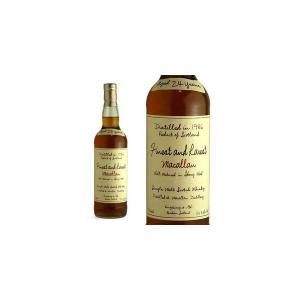 キングスバリー ファイネスト&レアレスト マッカラン 1986年 24年もの 700ml 53.5% (シングルモルトスコッチウイスキー)|wineuki