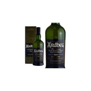 アードベッグ 10年 700ml 46% 直輸入品 (シングルモルトスコッチウイスキー)|wineuki