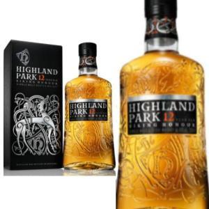 ハイランドパーク 12年 40% 700ml ボックス入り  正規輸入代理店品 (シングルモルトスコッチウイスキー)|wineuki