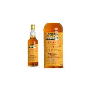 ゴードン&マクファイル スピリット・オブ・スコットランド アードベッグ 1974年 22年もの 700ml 40% (シングルモルトスコッチウイスキー)|wineuki