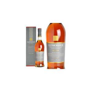 グレンモーレンジ アルテイン 700ml 46% 箱入り  (シングルモルトスコッチウイスキー)|wineuki