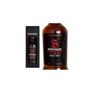 スプリングバンク 12年 カスクストレングス 55.1% 700ml 箱入り (シングルモルトスコッチウイスキー)|wineuki