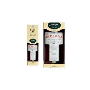 ゴードン&マクファイル インペリアル 1993年 43% 700ml 箱入り (シングルモルトスコッチウイスキー)|wineuki