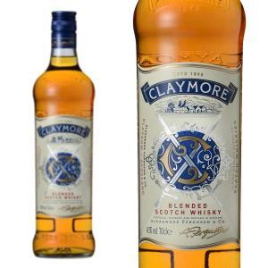 クレイモア ブレンデッドスコッチウイスキー ホワイト&マッカイ社 40% 700ml