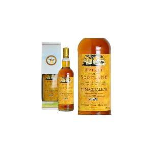 ゴードン&マクファイル スピリット・オブ・スコットランド セント・マグデラン 1975年 箱入り 700ml 47.5% (シングルモルトスコッチウイスキー)|wineuki