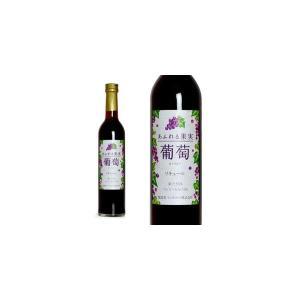 あふれる果実 葡萄 10% 500ml マンズワイン (リキュール)|wineuki
