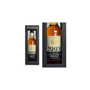 キングスバリー カスクストレングス スプリングバンク 1993年 20年もの 53.6% 700ml (シングルモルトスコッチウイスキー) wineuki